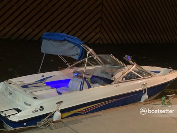 Rent a BAYLINER deck boat in Sacramento, CA near me