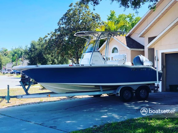 Rent a Key West Boats center console in Lake Mary, FL near me