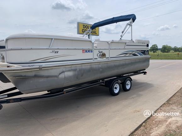 Rent a Suncatcher / G3 Boats pontoon in Cookson, OK near me