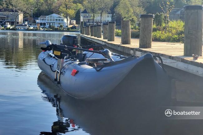 Rent a bris inflatable outboard in Arlington, VA near me