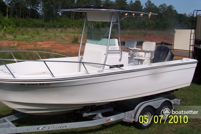 Rent a Robalo angler in Tampa, FL near me