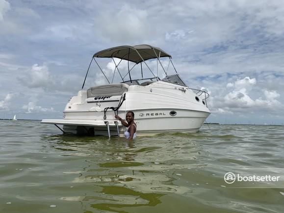 Rent a Regal Boats cruiser in Merritt Island, FL near me