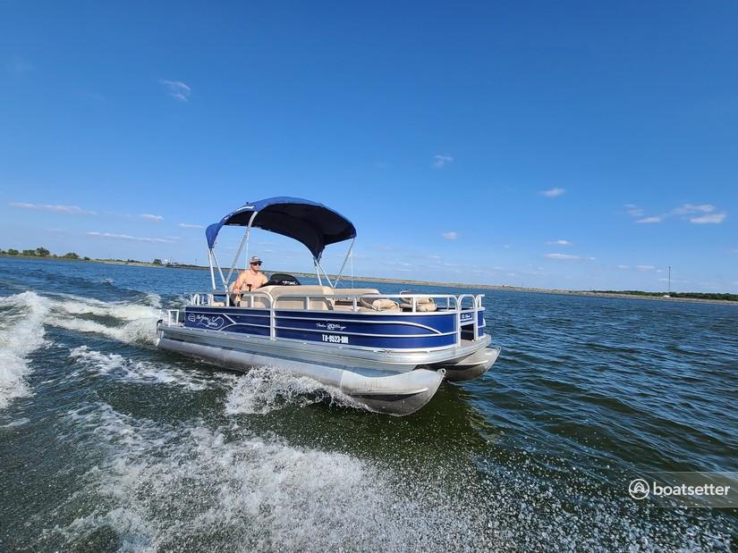Rent a Sun Tracker By Tracker Marine pontoon in St. Pete Beach, FL near me