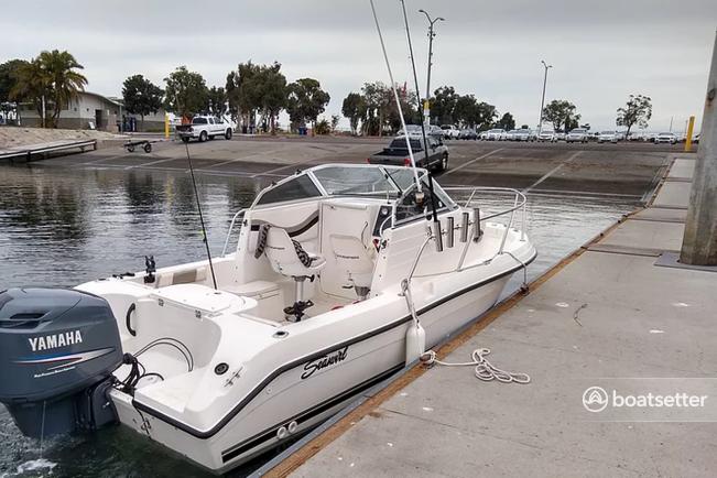 Rent a Seaswirl Boats walkaround in National City, CA near me
