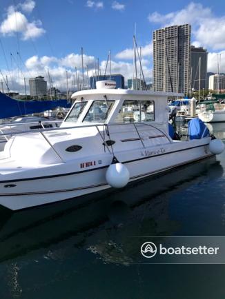 Rent a Twin Vee Catamarans catamaran in Honolulu, HI near me