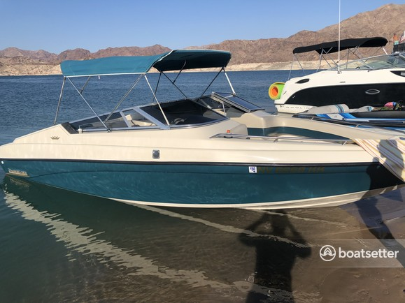 Rent a Crownline Boats bow rider in Boulder City, NV near me