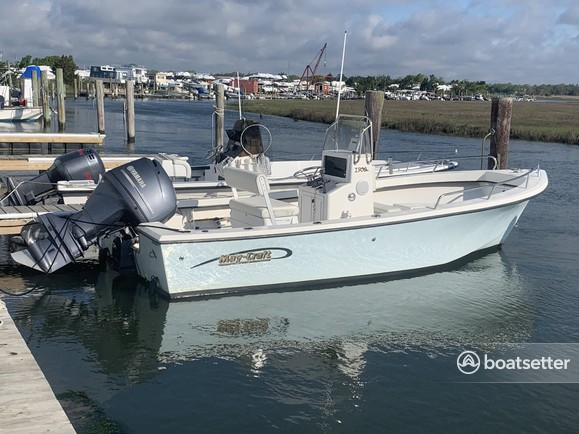 Rent a May-Craft Boats center console in Northfield, NJ near me