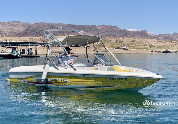 Rent a Moomba by Skiers Choice ski and wakeboard in Boulder City, NV near me