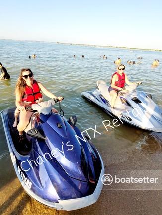 Rent a YAMAHA jet ski / personal water craft in Aubrey, TX near me