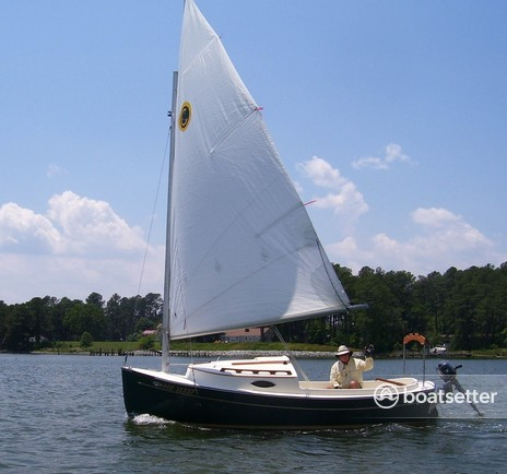 Rent a Com-Pac Yachts daysailer & weekender in Seattle, WA near me