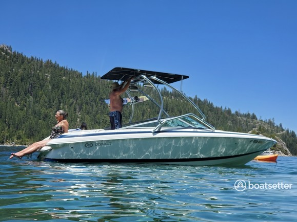 Rent a Cobalt bow rider in Tahoe City, CA near me