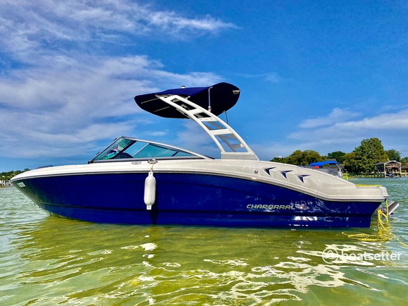 Rent a Chaparral  fish and ski in Orlando, FL near me