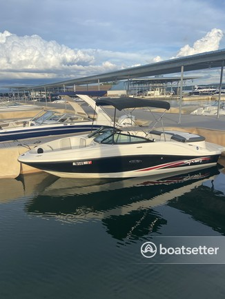 Rent a Sea Ray Boats bow rider in Cumming, GA near me