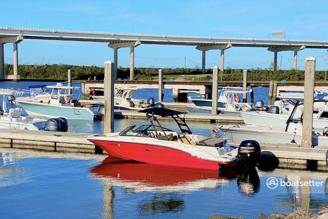 Rent a SEA RAY BOATS jet boat in Chesapeake, VA near me
