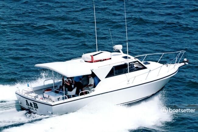 Rent a C-hawk saltwater fishing in Naples, FL near me