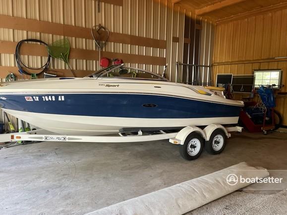Rent a Sea Ray Boats bow rider in Pottsboro, TX near me