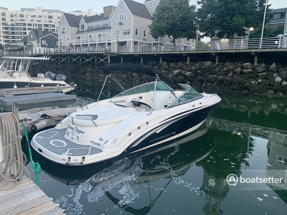 Rent a Chaparral Boats bow rider in Quincy, MA near me