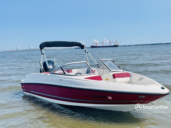 Rent a Bayliner runabout in Charleston, SC near me