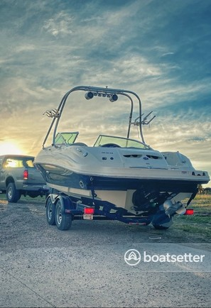 Rent a Sea Ray Boats deck boat in Peoria, AZ near me