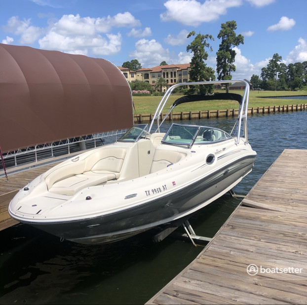 Rent a Sea Ray Boats bow rider in Montgomery, TX near me