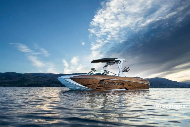 Rent a SUPRA BY SKIERS CHOICE ski and wakeboard in Bumpass, VA near me