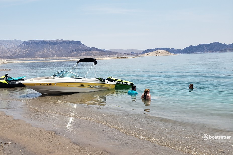 Rent a Sea Ray Boats bow rider in Boulder City, NV near me