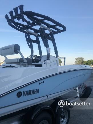 Rent a YAMAHA fish and ski in Hampton Bays, NY near me