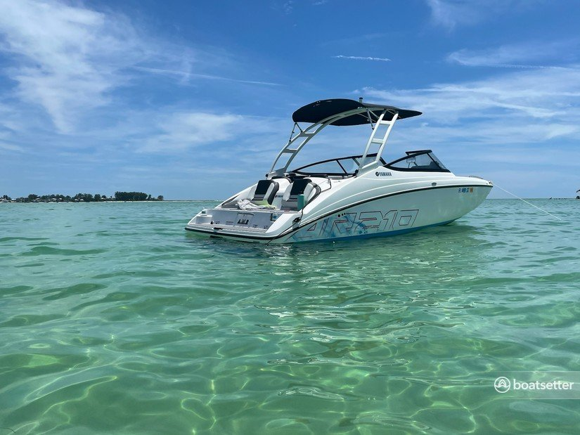 Rent a Yamaha ski and_wakeboard in Tampa, FL near me