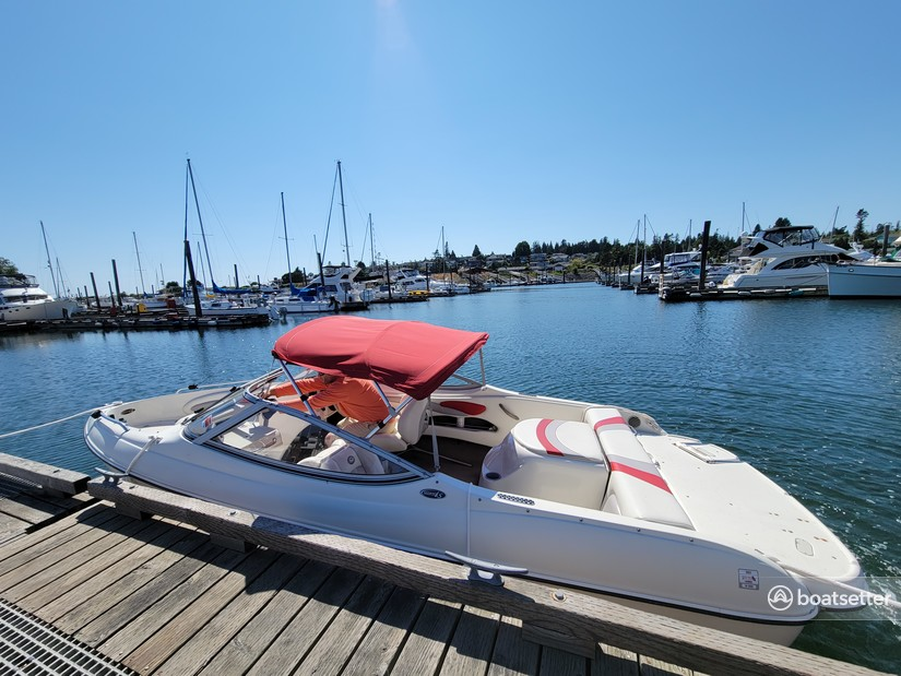 Rent a Stingray Boats ski and_wakeboard in Blaine, WA near me