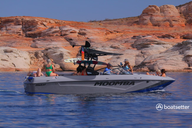 Rent a MOOMBA BY SKIERS CHOICE ski and wakeboard in Page, AZ near me