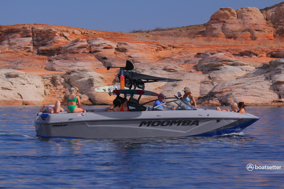 Rent a MOOMBA BY SKIERS CHOICE ski and_wakeboard in Page, AZ near me