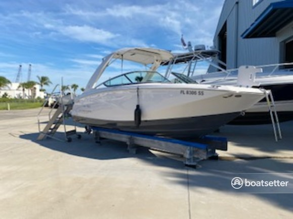 Rent a REGAL BOATS bow rider in St. Augustine, FL near me
