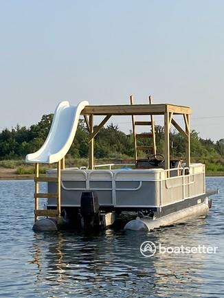 Rent a Weeres Pontoons  pontoon in Kimball, MN near me