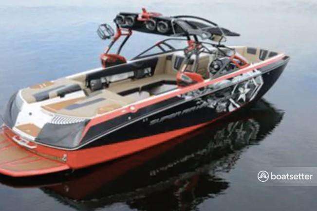 Rent a Correct Craft Nautique ski and wakeboard in Aventura, FL near me
