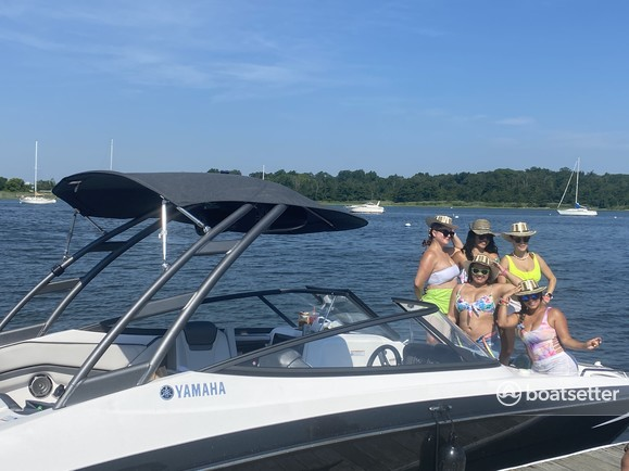 Rent a YAMAHA jet boat in Queens, NY near me