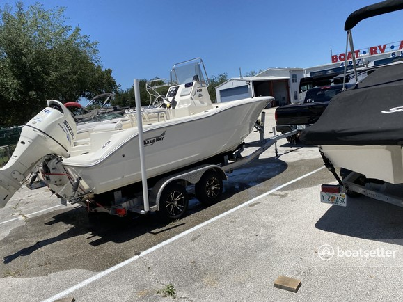 Rent a BULLSBAY center console in Clearwater, FL near me