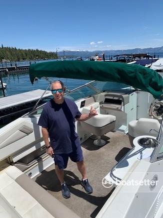 Rent a Cobalt fish and ski in Tahoe City, CA near me