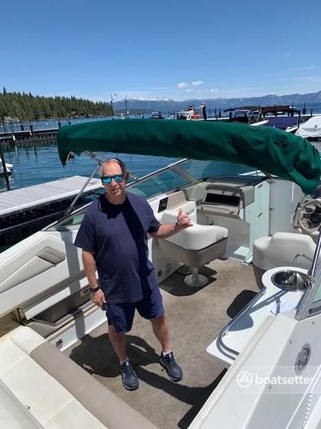 Rent a Cobalt fish and_ski in Tahoe City, CA near me