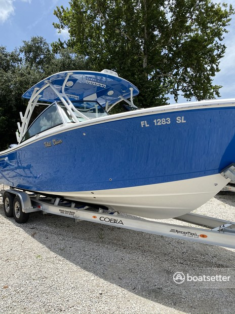 Rent a COBIA BOATS dual console in Jacksonville, FL near me