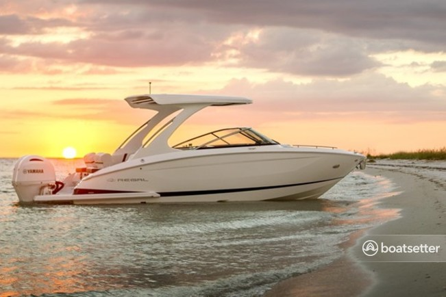 Rent a REGAL BOATS bow rider in Naples, FL near me