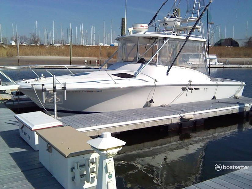 Rent a Luhrs Boats offshore sport_fishing in Brooklyn, NY near me
