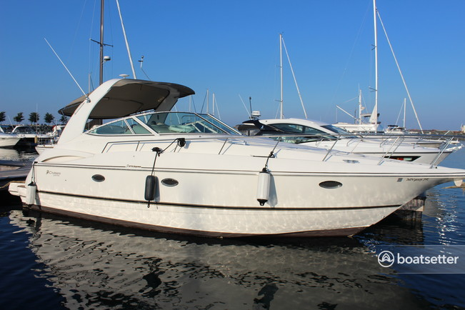 Rent a Cruisers Yachts cruiser in Chicago, IL near me