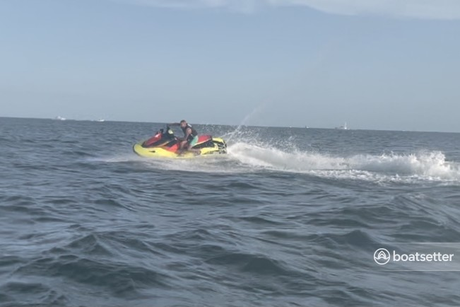 Rent a YAMAHA jet boat in Cape Coral, FL near me