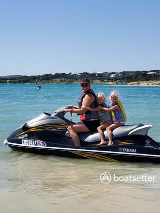 Rent a Yamaha jet ski / personal water craft in Canyon Lake, TX near me