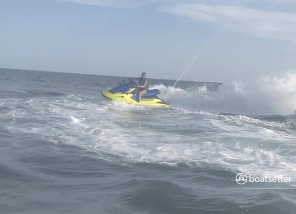 Rent a YAMAHA jet ski / personal water craft in Cape Coral, FL near me