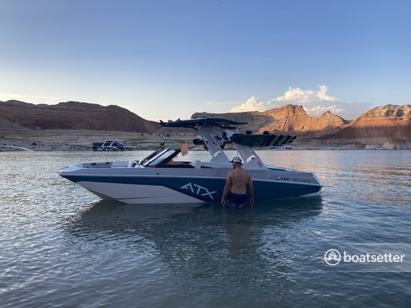 Rent a ATX BOATS ski and wakeboard in Gilbert, AZ near me