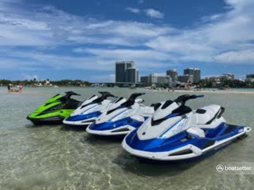 Rent a YAMAHA jet ski_/_personal_water_craft in Miami Beach, FL near me