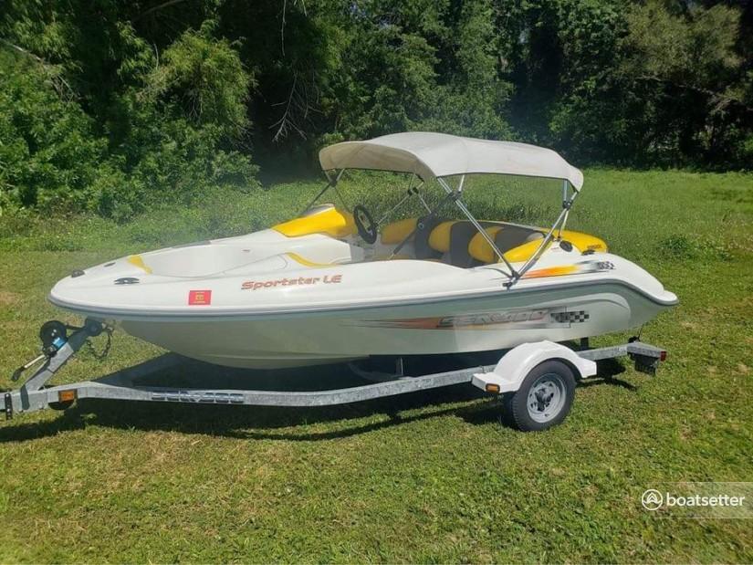 Rent a Sea-Doo jet boat in Tampa, FL near me