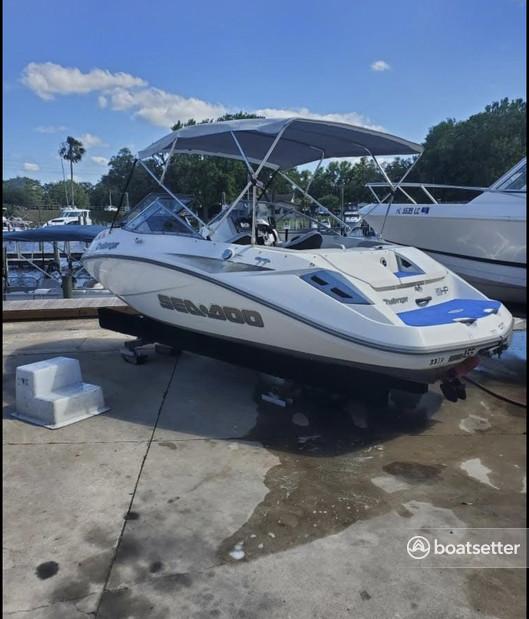 Rent a Sea-Doo bow rider in Fernandina Beach, FL near me