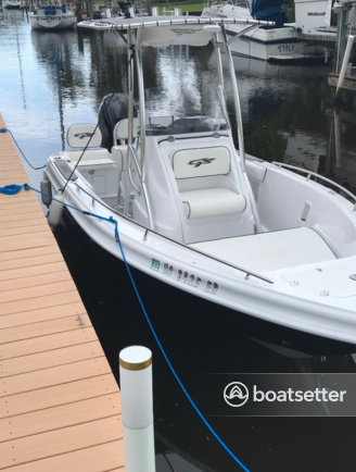 Rent a GLASSTREAM POWERBOATS center console in Dover, FL near me